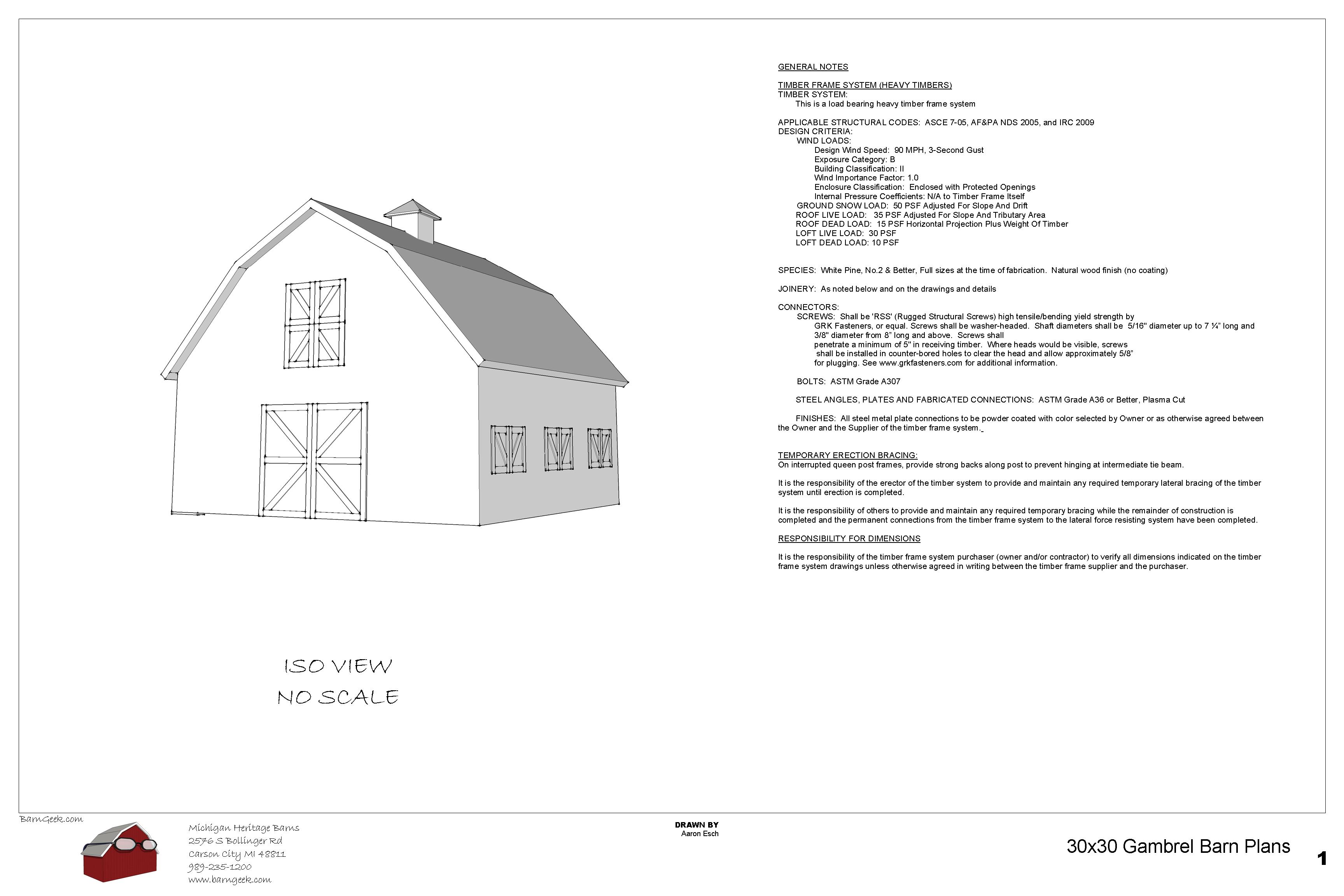 Ultimate Barn Plans Package3